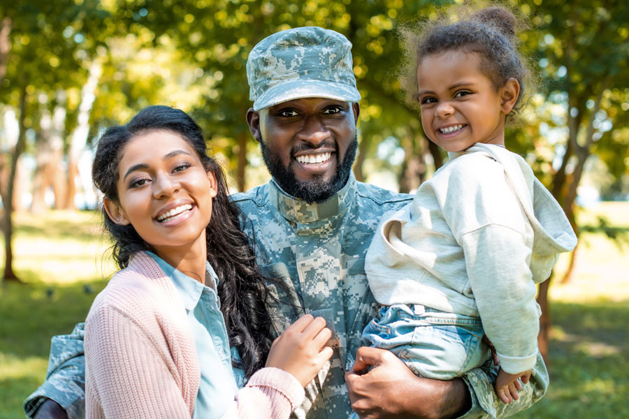 Military service time for a Starter Plan